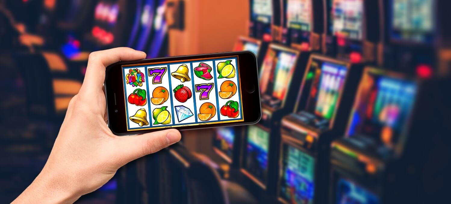 internet casino for slot machines