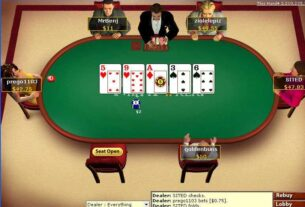 poker players in the online casinos