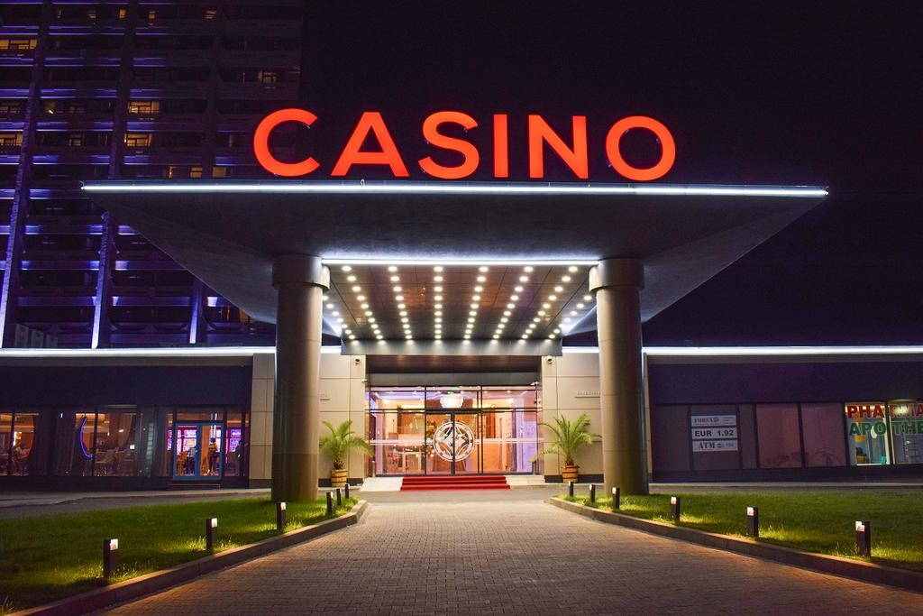 Staying at a Casino Hotel