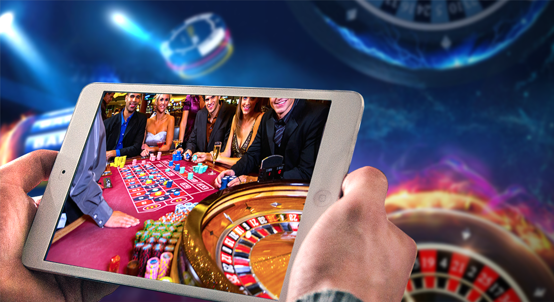 mobile casino experience